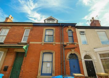 Thumbnail 6 bed terraced house for sale in Cowley Street, Derby
