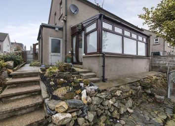 Thumbnail 2 bed semi-detached house for sale in Southview Terrace, Aberchirder, Huntly, Aberdeenshire