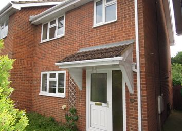 Thumbnail 3 bedroom end terrace house to rent in Swift Hollow, Woolston