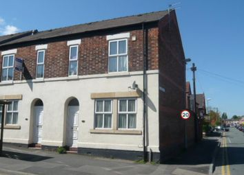 Thumbnail 3 bedroom terraced house to rent in Edleston Road, Crewe, Cheshire