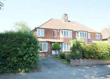 Thumbnail 4 bed semi-detached house to rent in Townsend Drive, St.Albans