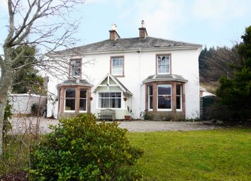 Thumbnail 6 bed detached house for sale in Dores, Inverness