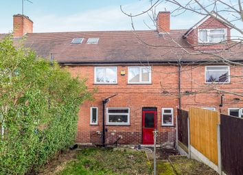 Thumbnail 3 bed terraced house for sale in Bells Lane, Nottingham