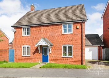 Thumbnail 4 bedroom detached house for sale in Battalion Way, Thatcham