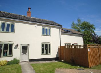 Thumbnail 3 bedroom cottage for sale in Station Road, Pulham St. Mary, Diss