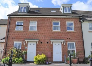 Thumbnail 4 bed terraced house for sale in Swallow Way, Cullompton