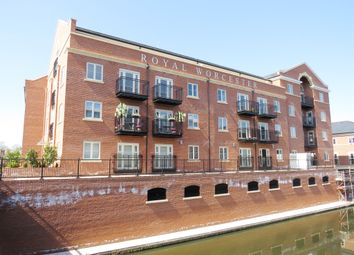 2 bed flat for sale in Mill Street, Worcester WR1