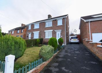 Thumbnail 3 bed semi-detached house for sale in Gilnahirk Avenue, Belfast