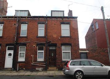 Thumbnail 2 bedroom end terrace house for sale in Congress Street, Armley, Leeds