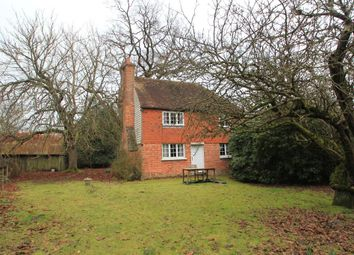 Thumbnail 2 bed detached house to rent in Frittenden Road, Cranbrook, Kent