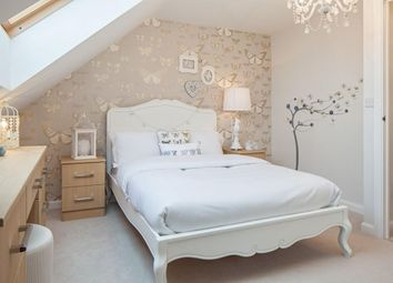 """Thumbnail 4 bedroom semi-detached house for sale in """"Helmsley"""" at Knights Way, St. Ives, Huntingdon"""