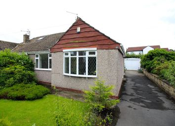 Thumbnail Bungalow for sale in Hill Crescent, Burley In Wharfedale, Ilkley