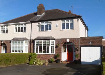 Thumbnail 3 bed semi-detached house for sale in Howey Hill, Congleton
