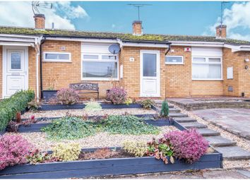 Thumbnail 1 bed terraced bungalow for sale in Beaumont Walk, Leicester