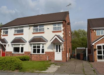 Thumbnail 3 bed semi-detached house for sale in Satinwood Crescent, Melling, Liverpool