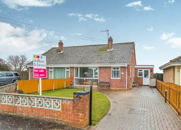 Thumbnail 3 bed semi-detached bungalow for sale in The Pippins, Blundeston, Lowestoft