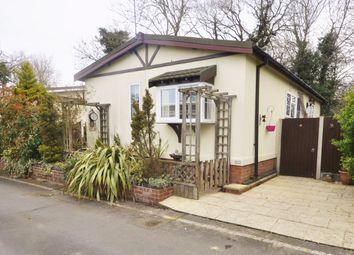 Thumbnail 2 bed mobile/park home for sale in Main Road, Kingsleigh Park Homes, Benfleet