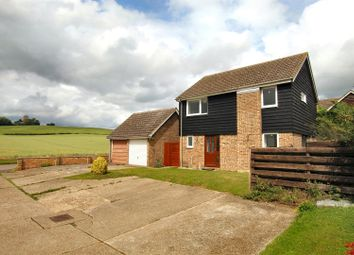 Thumbnail 4 bed detached house to rent in Balsham Road, Linton, Cambridge