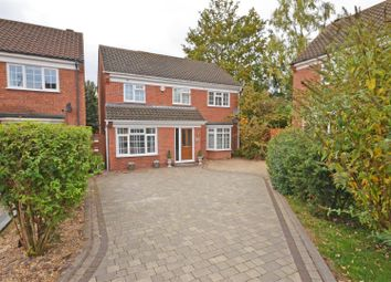 Thumbnail 4 bed detached house for sale in Beckham Close, Luton
