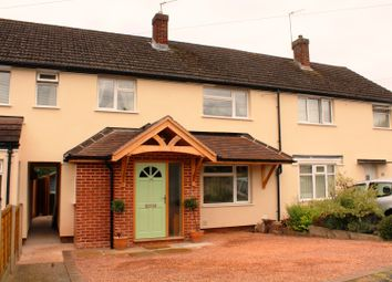 Thumbnail 3 bed terraced house for sale in Pershore Road, Kidderminster