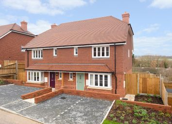 3 bed semi-detached house for sale in Downs View Way, Chartham, Nr Canterbury CT4