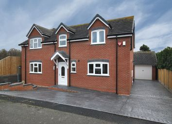 Thumbnail 5 bed detached house for sale in Moss Road, Wrockwardine Wood, Telford, Shropshire