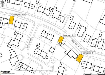 Thumbnail Land for sale in Pinewood Road, Upton, Poole