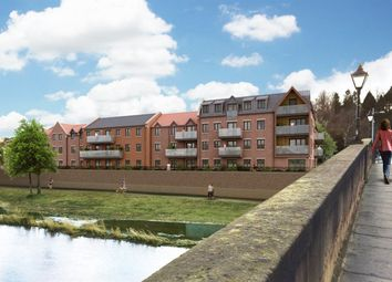 Thumbnail 1 bed flat to rent in William Turner Court, Morpeth, Northumberland