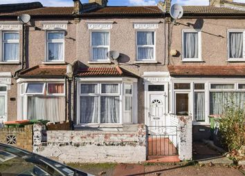 Thumbnail 2 bedroom terraced house for sale in Wolsey Avenue, East Ham, London