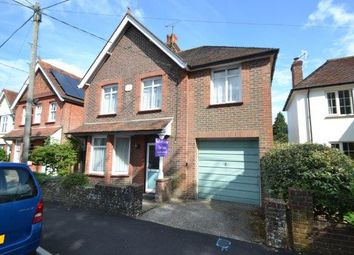 Thumbnail 4 bed detached house for sale in St. Mary's Road, Liss