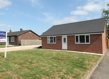 Thumbnail 2 bed detached bungalow for sale in Springfield Road, Grimethorpe, Barnsley