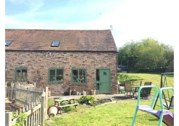 Thumbnail 2 bed barn conversion to rent in Buildwas, Telford
