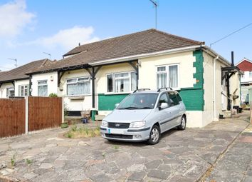 Thumbnail 2 bed semi-detached bungalow for sale in Wesley Close, St. Pauls Cray, Orpington
