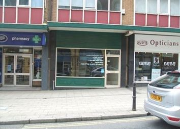 Thumbnail Retail premises to let in 43 Queen Street, Burslem, Stoke On Trent, Staffordshire