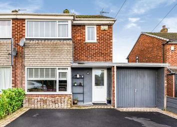 Thumbnail 3 bed semi-detached house for sale in Severn Road, Culcheth, Warrington, Cheshire