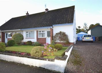 Thumbnail 3 bed semi-detached house for sale in Broom Drive, Inverness