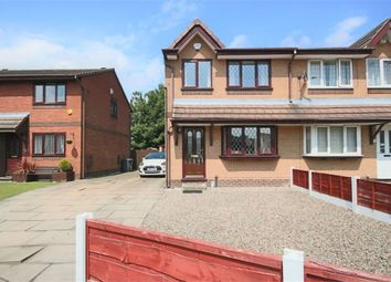 Thumbnail 3 bedroom semi-detached house for sale in Rogerton Close, Leigh, Lancashire