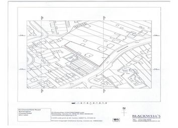 Thumbnail 3 bedroom land for sale in Chesterfield Road, Brimington, Chesterfield