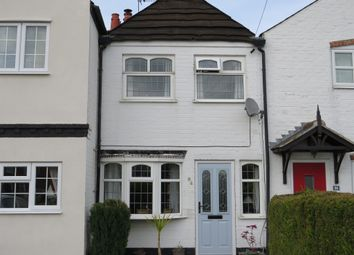 Thumbnail 2 bed cottage for sale in Derby Road, Aston-On-Trent, Derby