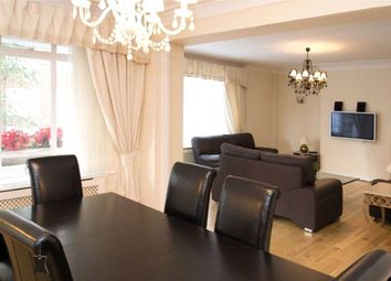 Thumbnail 3 bed flat to rent in Viceroy Court, Prince Albert Road, St Johns Wood, London