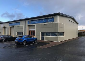 Thumbnail Commercial property for sale in & Hulme Court, Commercial Road, Darwen