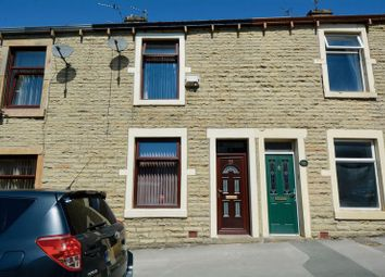 Thumbnail 2 bed terraced house for sale in Cedar Street, Accrington