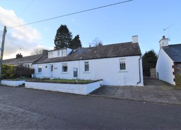 Thumbnail 3 bed cottage for sale in Ellmar, Main Street, Lochfoot, Dumfries