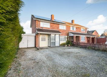 Thumbnail 3 bed semi-detached house for sale in Cedar Road, Hythe, Southampton