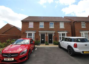 Thumbnail 3 bed semi-detached house to rent in Hoadley End, Castle Hill, Ebbsfleet Valley, Swanscombe
