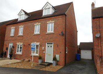 Thumbnail 4 bed semi-detached house for sale in Kensington Way, Worksop, Nottinghamshire