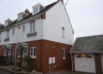 Thumbnail 3 bed terraced house for sale in Henrys Way, Lyme Regis
