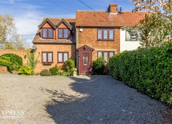 4 bed semi-detached house for sale in Epping Lane, Stapleford Tawney, Romford, Essex RM4