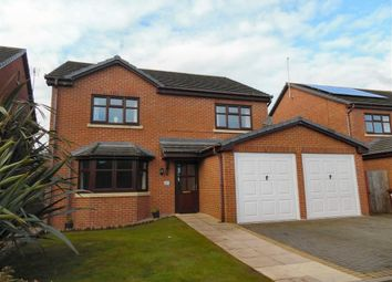 Thumbnail 5 bed detached house for sale in Maes Alarch, Rhewl, Flintshire