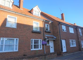 Thumbnail 3 bed terraced house for sale in Chapel Street, King's Lynn
